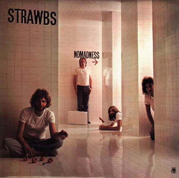Strawbs Nomadness album cover