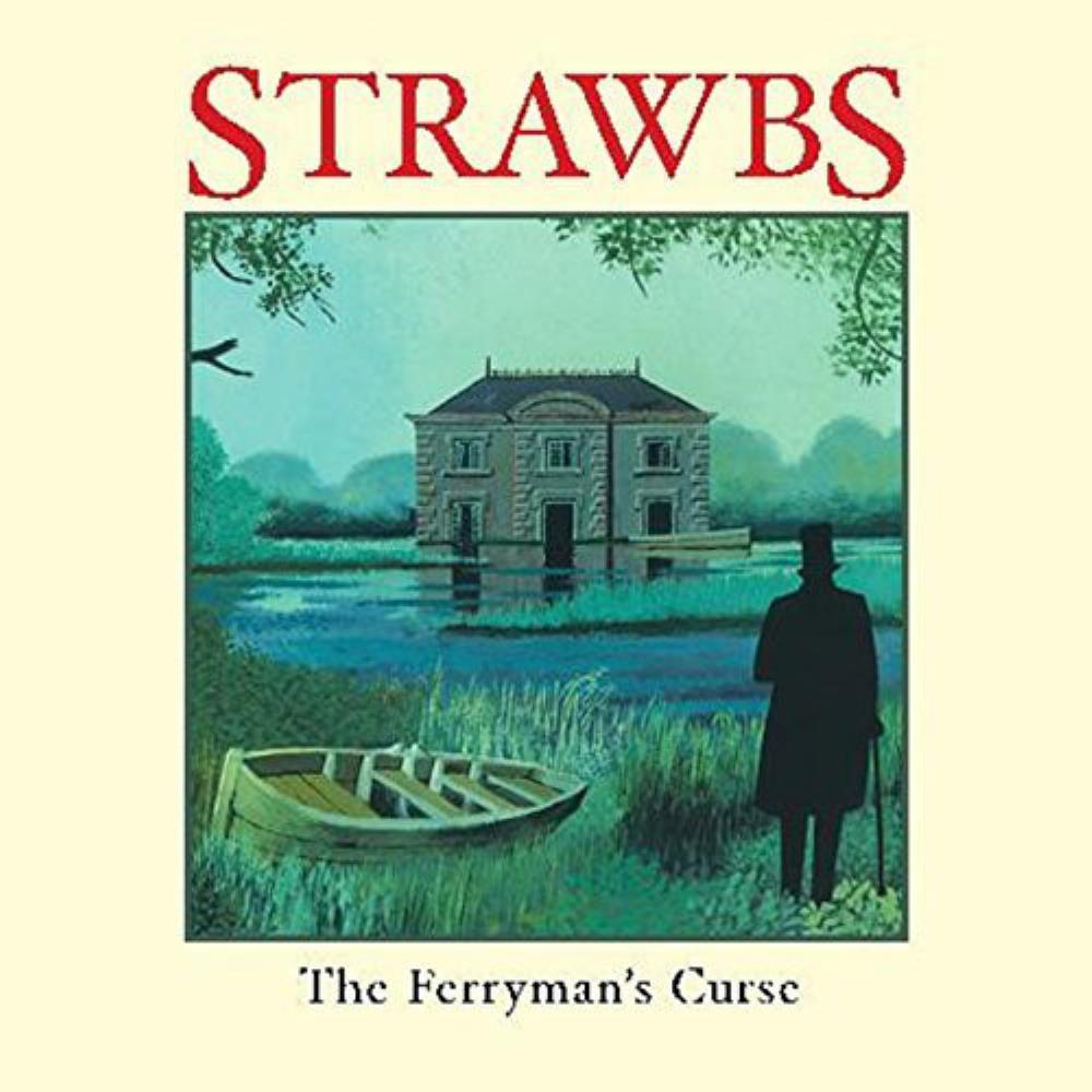 The Ferryman's Curse by STRAWBS album cover