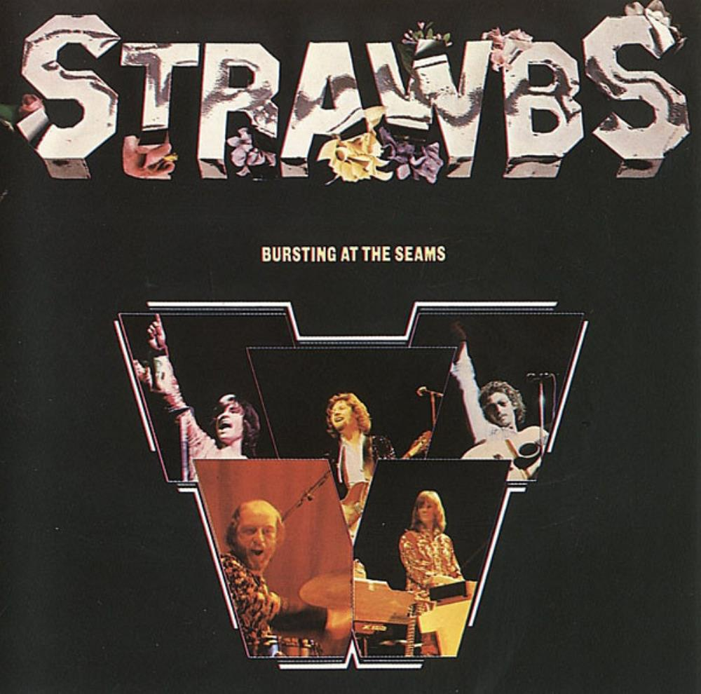 Bursting At The Seams by STRAWBS album cover