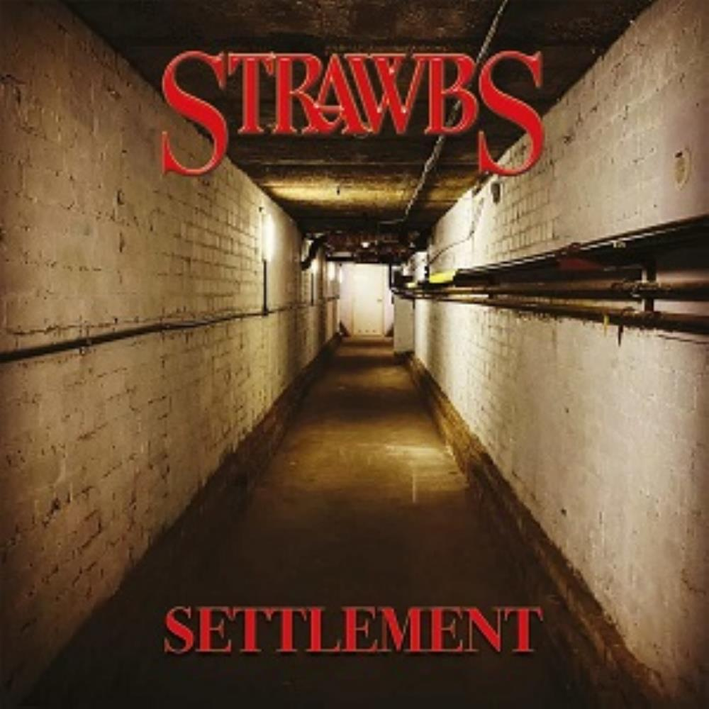 Settlement by STRAWBS album cover