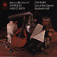 Strawbs Just A Collection Of Antiques And Curios album cover