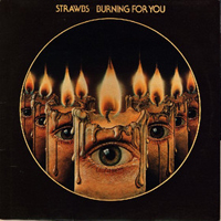 Strawbs - Burning For You CD (album) cover