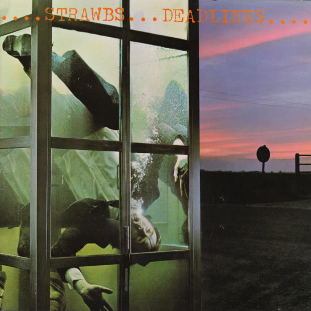 Strawbs - Deadlines CD (album) cover