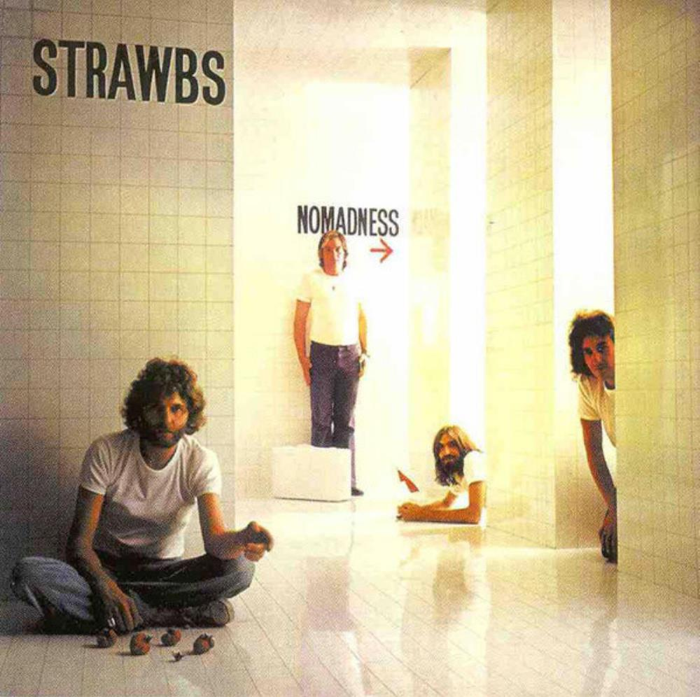 Nomadness by STRAWBS album cover
