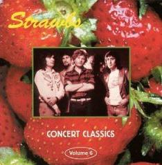 Strawbs - Concert Classics CD (album) cover
