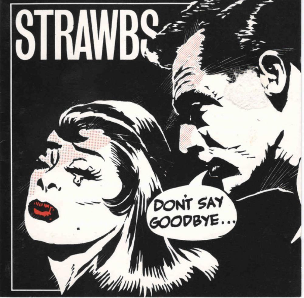 Strawbs - Don't Say Goodbye CD (album) cover