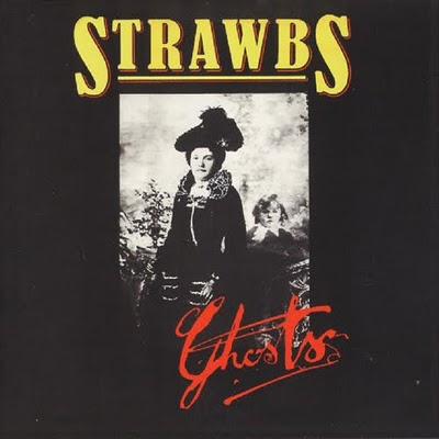 Strawbs - Ghosts CD (album) cover