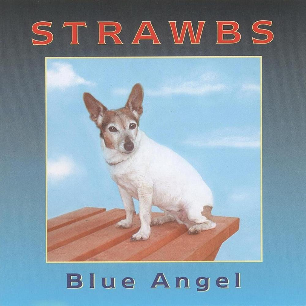 Strawbs - Blue Angel CD (album) cover