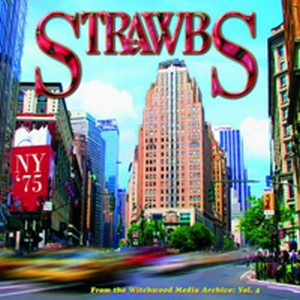 Strawbs - NY '75 CD (album) cover