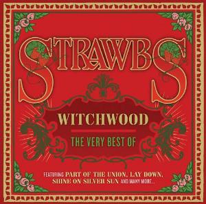 Witchwood: the Very Best of.... by STRAWBS album cover