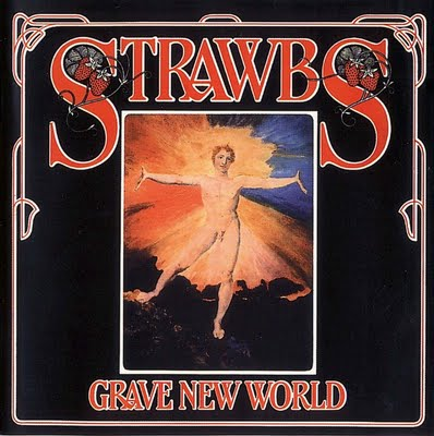 Grave New World by STRAWBS album cover