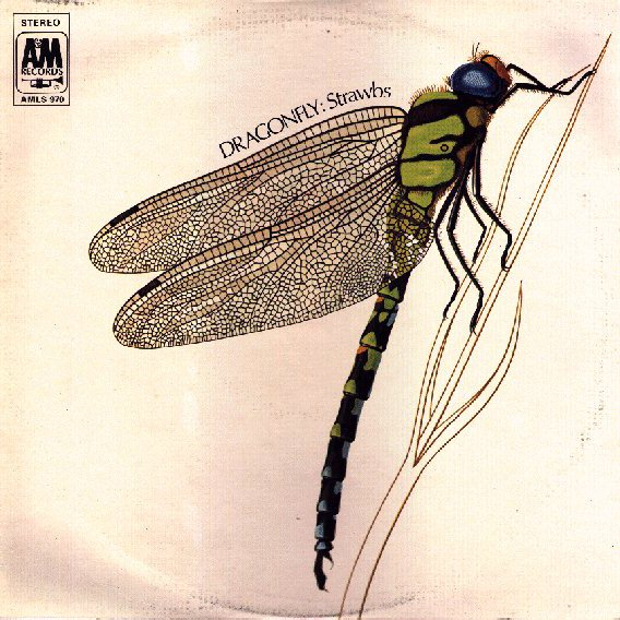 Strawbs Dragonfly album cover