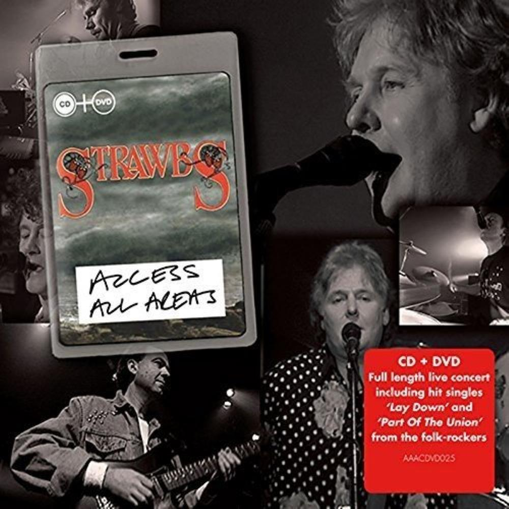 Access All Areas by STRAWBS album cover