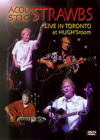 Strawbs Acoustic Live In Toronto  At Hugh's Room album cover