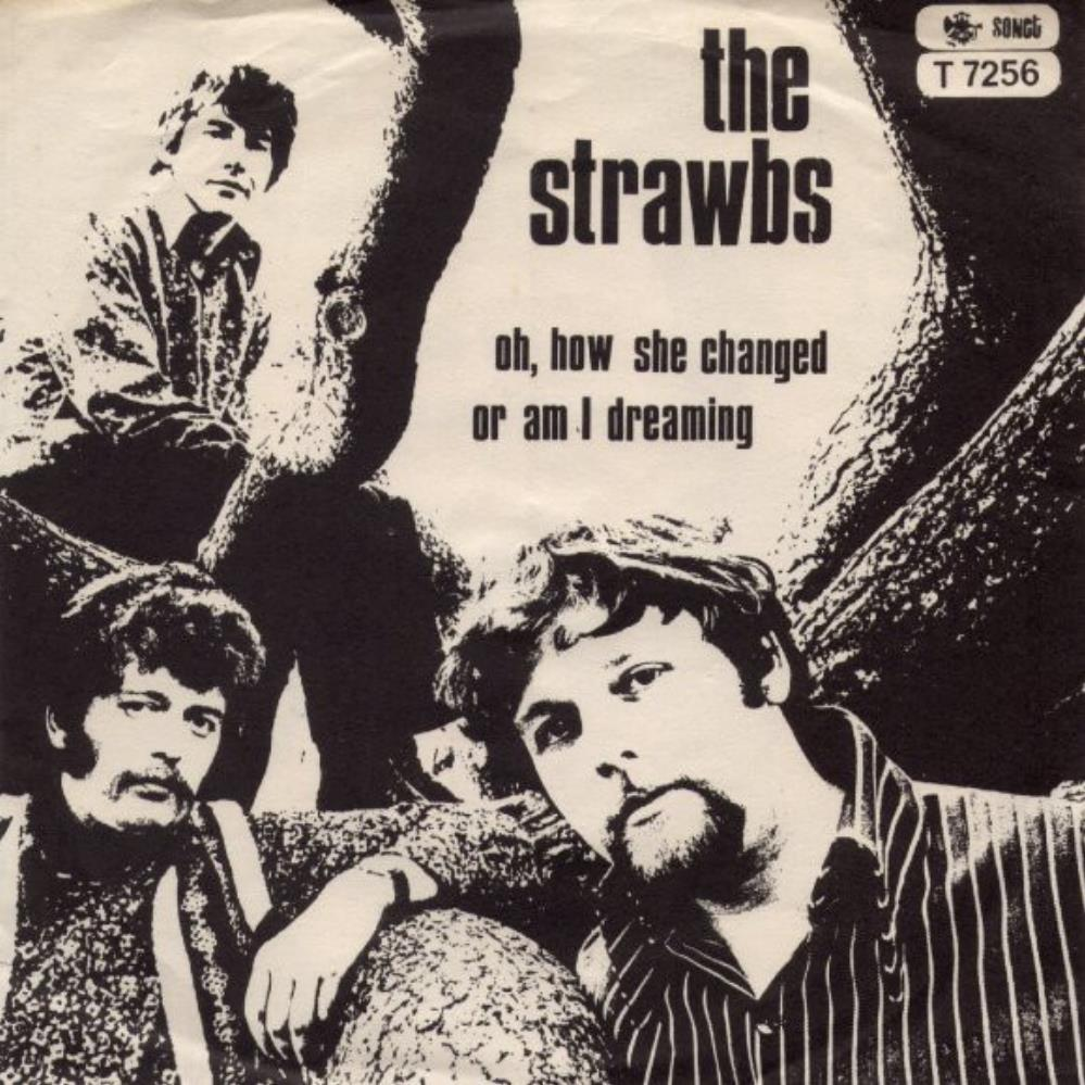 Strawbs Oh How She Changed album cover