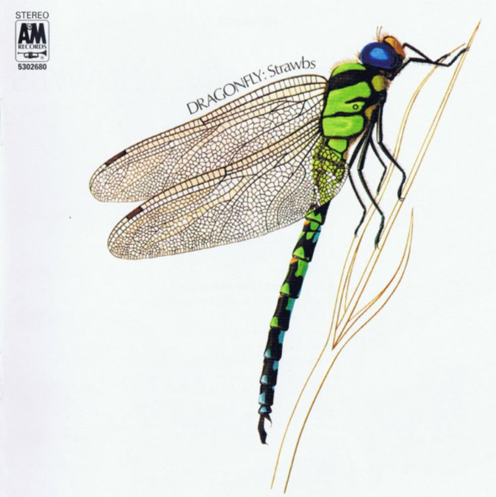 Strawbs - Dragonfly CD (album) cover
