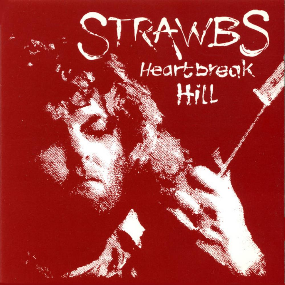 Strawbs Heartbreak Hill [Aka: Starting Over] album cover