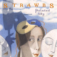 Strawbs - Painted Sky CD (album) cover