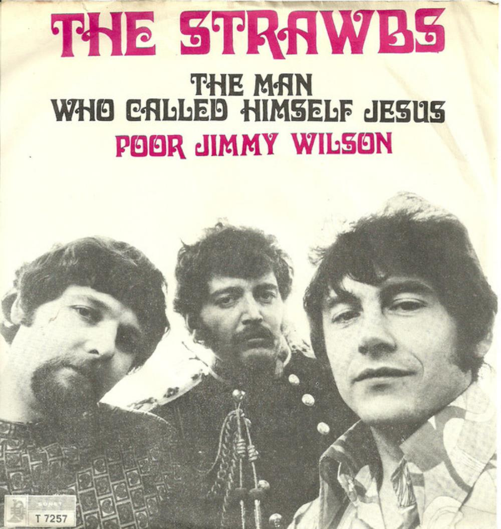 Strawbs The Man Who Called Himself Jesus album cover