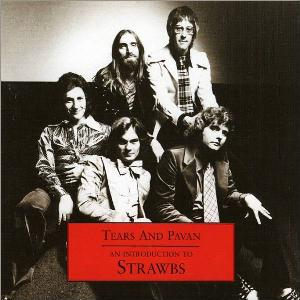 Strawbs Tears And Pavan (An Introduction To Strawbs) album cover