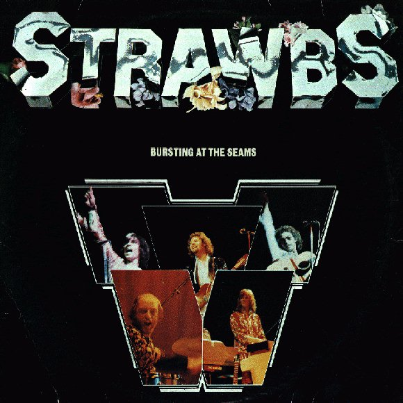 Strawbs - Bursting At The Seams CD (album) cover