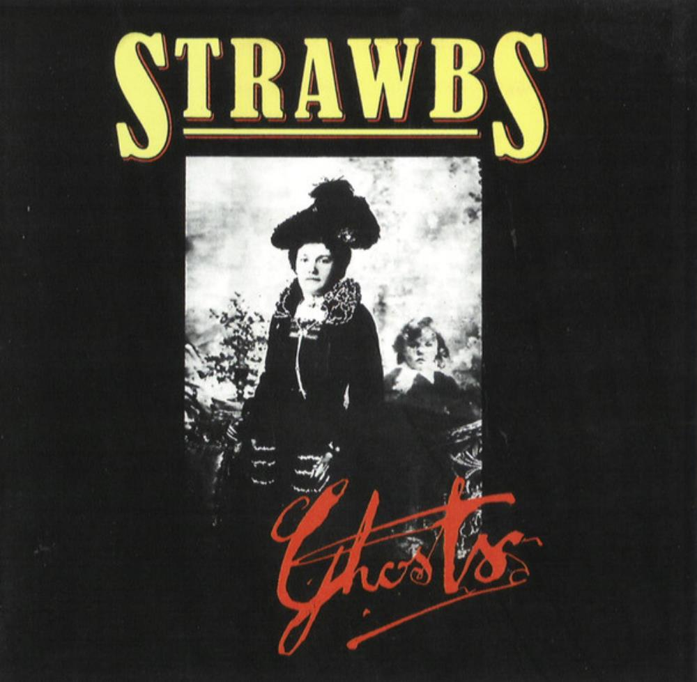 Ghosts by STRAWBS album cover