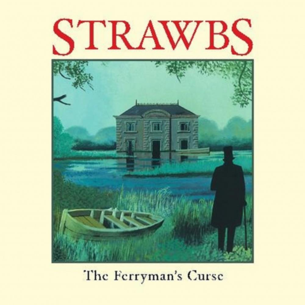 The Ferryman's Curse by STRAWBS album cover