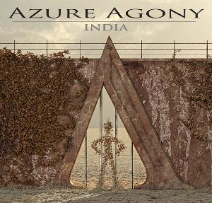India by AZURE AGONY album cover