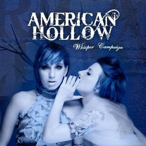 Whisper Campaign by AMERICAN HOLLOW album cover