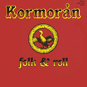 Kormor�n Folk & Roll album cover