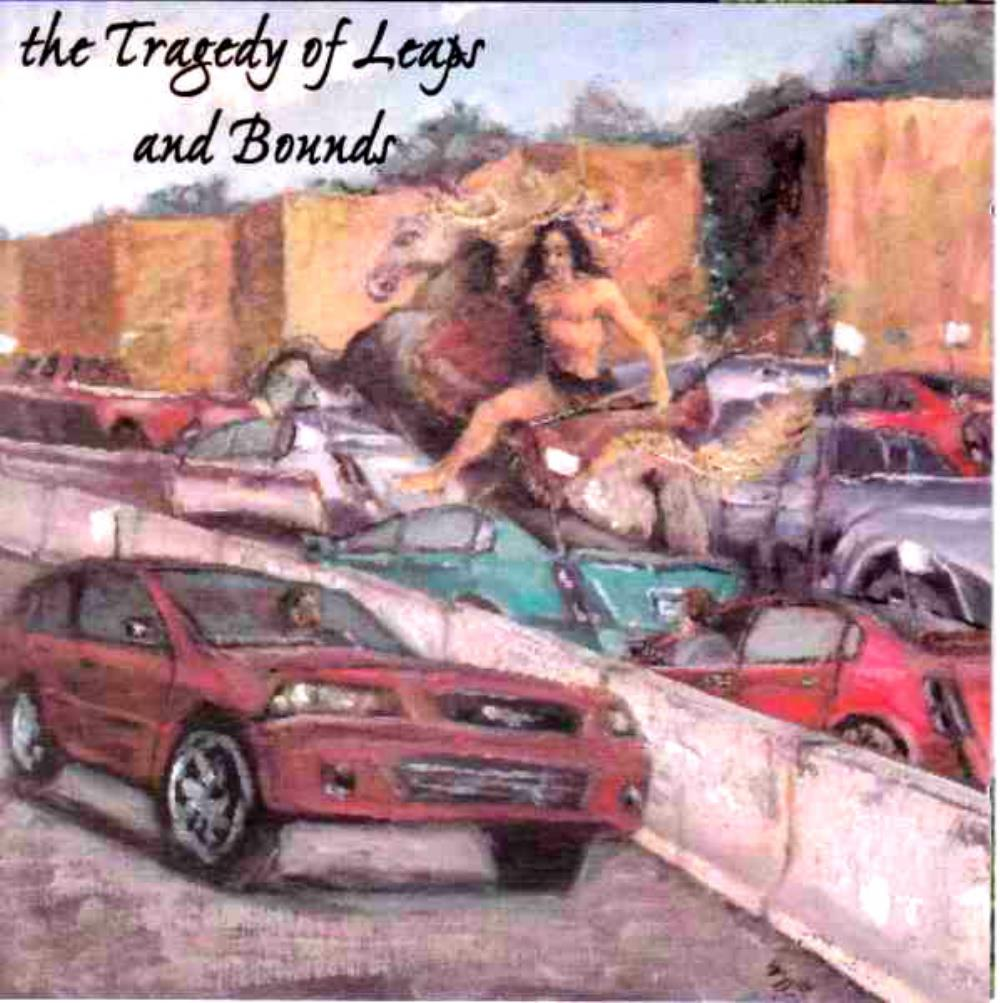 The Tragedy Of Leaps And Bounds by CHAOS CODE album cover