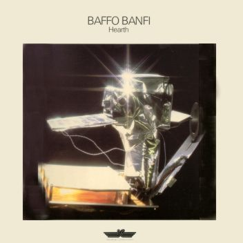 Hearth by BANFI, BAFFO album cover