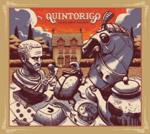 English Garden by QUINTORIGO album cover