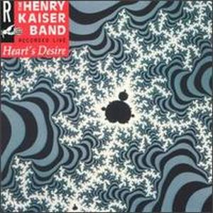 Henry Kaiser - Heart's Desire CD (album) cover