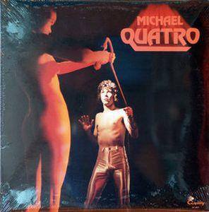Michael Quatro Michael Quatro Band album cover