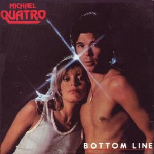 Michael Quatro Bottom Line album cover