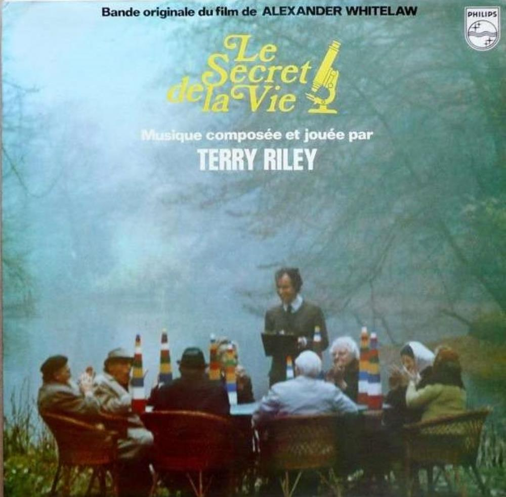 Terry Riley Le Secret De La Vie (OST) album cover
