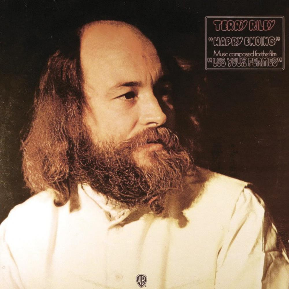 Terry Riley Happy Ending (OST) album cover