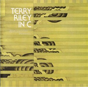 Terry Riley - In C CD (album) cover