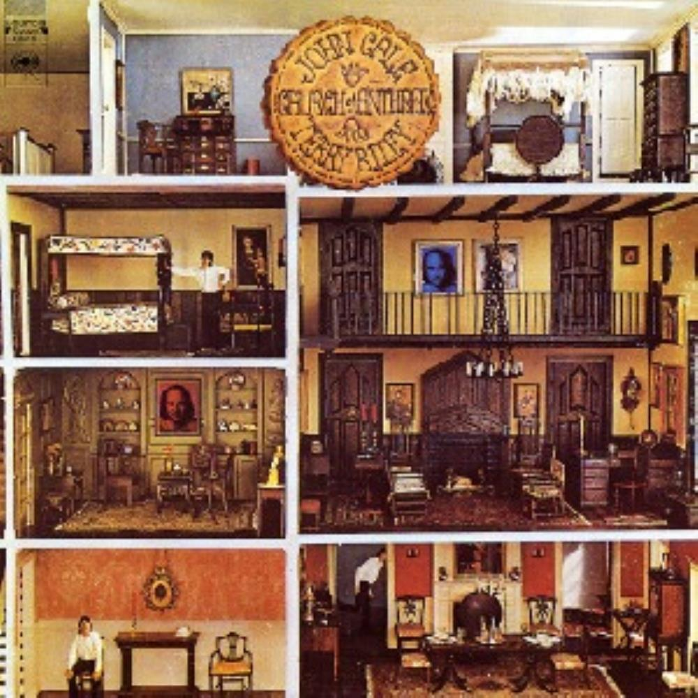 Church Of Anthrax (John Cale & Terry Riley) by RILEY, TERRY album cover