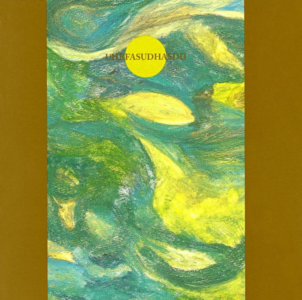 Tatsuya Yoshida & Haino Keiji: Uhrfasudhasdd by YOSHIDA, TATSUYA album cover