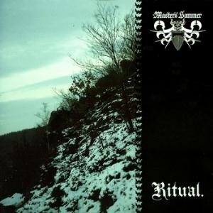 Ritual by MASTER'S HAMMER album cover