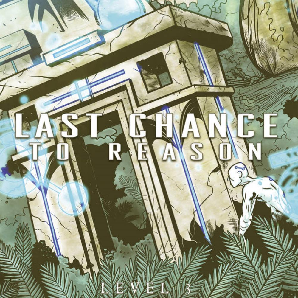 Level 3 by LAST CHANCE TO REASON album cover