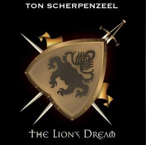 Ton Scherpenzeel - The Lion's Dream CD (album) cover
