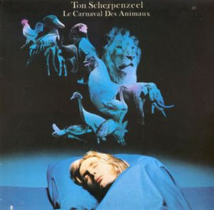 Ton Scherpenzeel - Le Carnival Des Animaux CD (album) cover