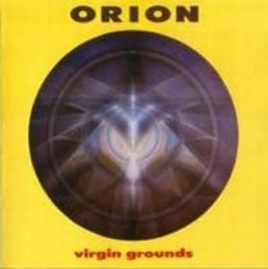 Ton Scherpenzeel Virgin Grounds ( As Orion) album cover