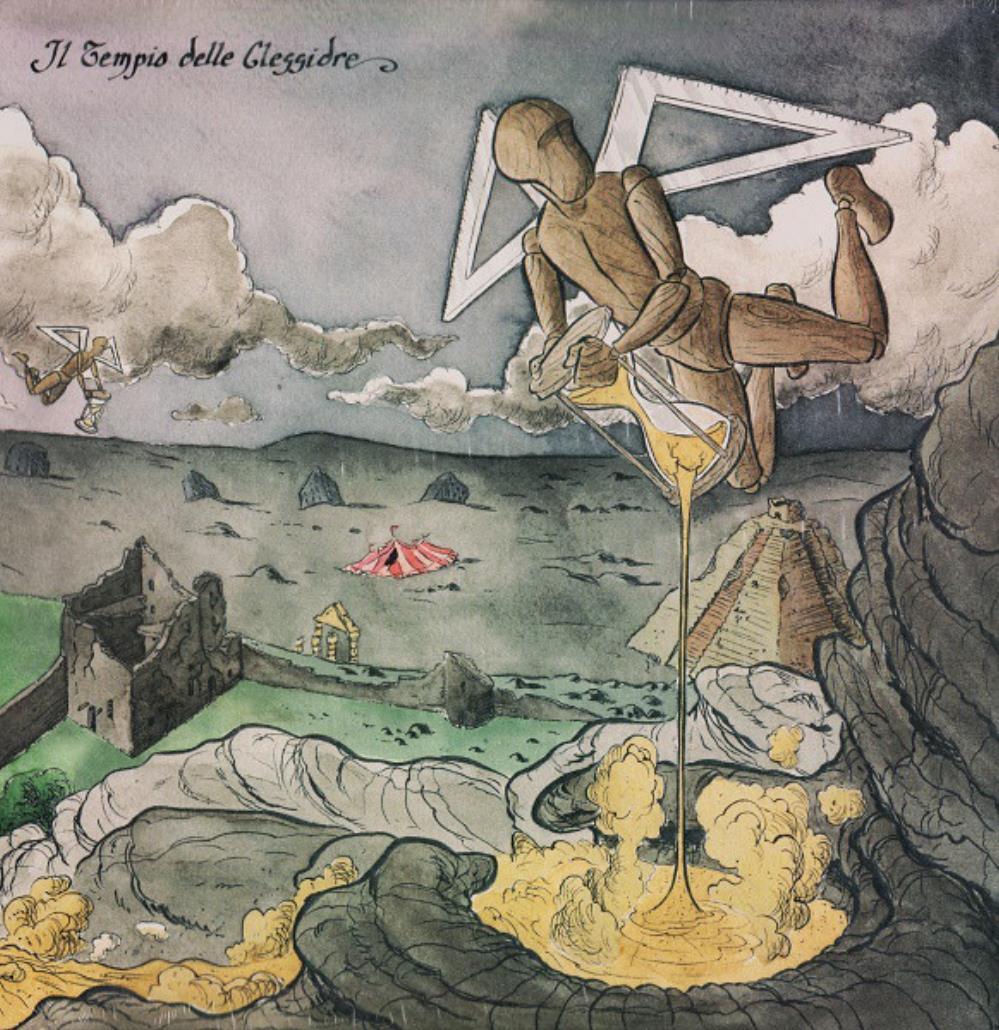 Il Tempio Delle Clessidre by TEMPIO DELLE CLESSIDRE, IL album cover