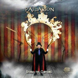 Paidarion - Behind the Curtains CD (album) cover