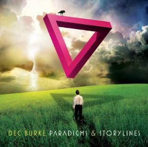 Dec Burke Paradigms & Storylines album cover