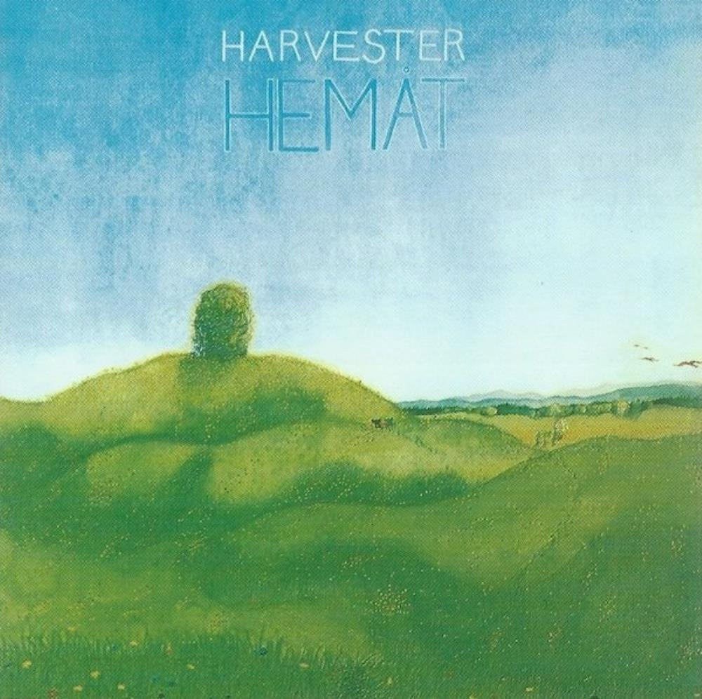 Hemåt by HARVESTER album cover